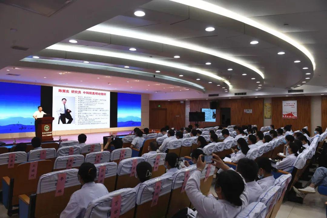 大咖教你如何申报科研项目,河南省肿瘤医院举办国家自然科学基金申报学术讲座