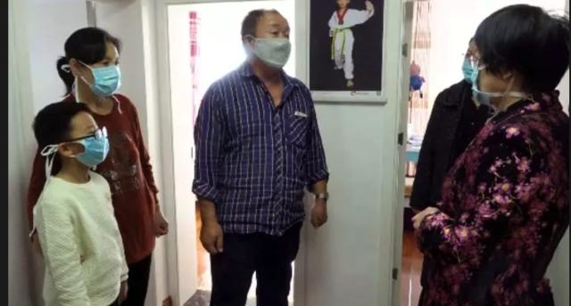 做好一线人员的「后勤保障」,为驰援武汉医护子女庆生