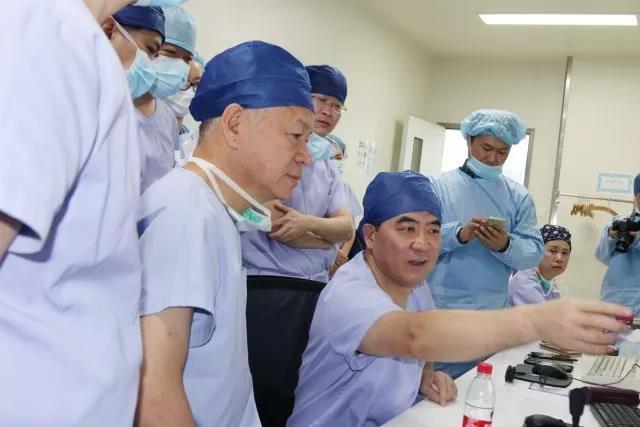 上海德达医院再获突破 完成国内外资医院首例 TAVI 手术