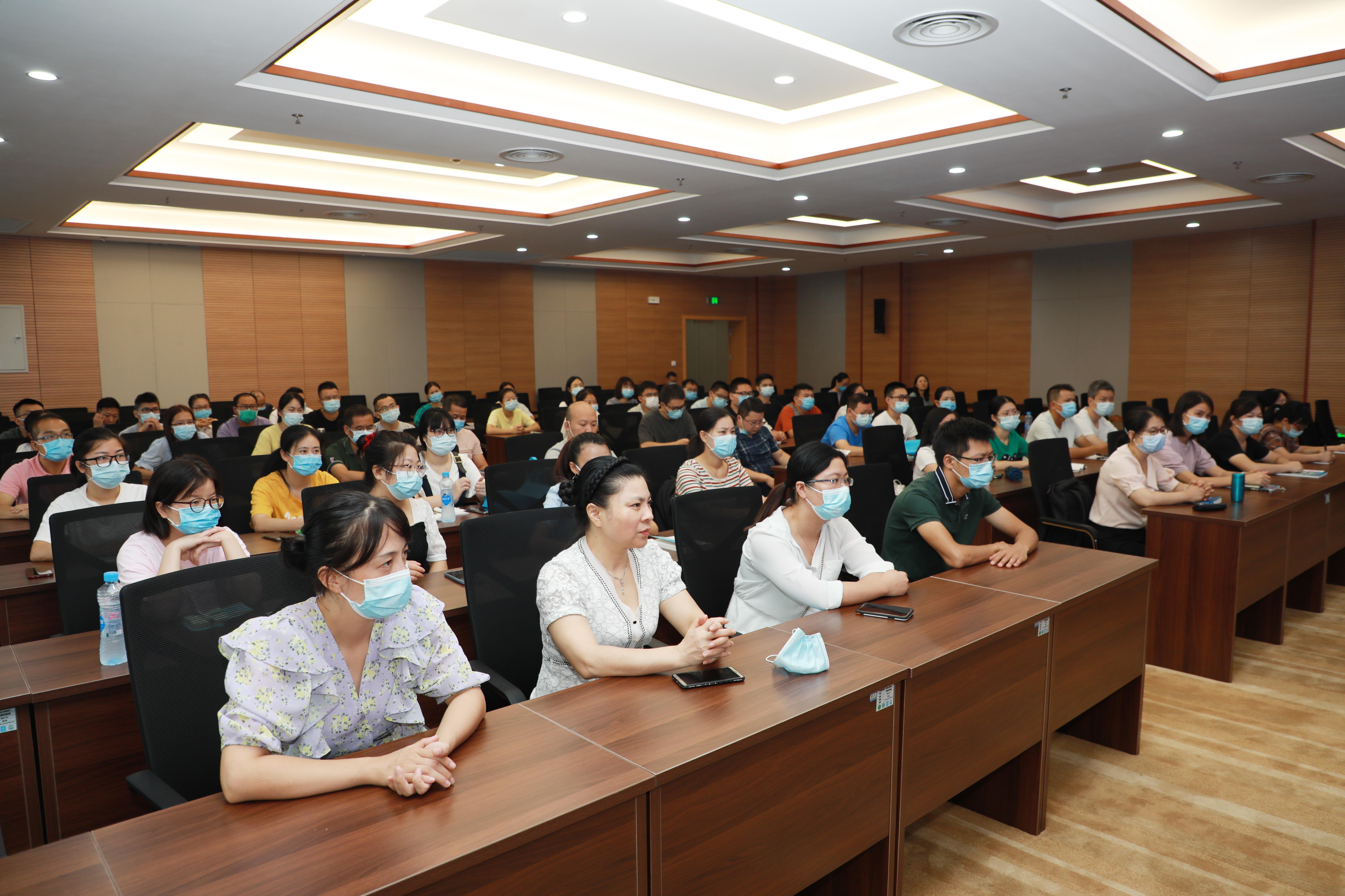 第六期江西省儿科医师转岗培训班在江西省儿童医院开班