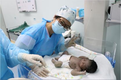 第 1000 个瑞康宝宝出生了