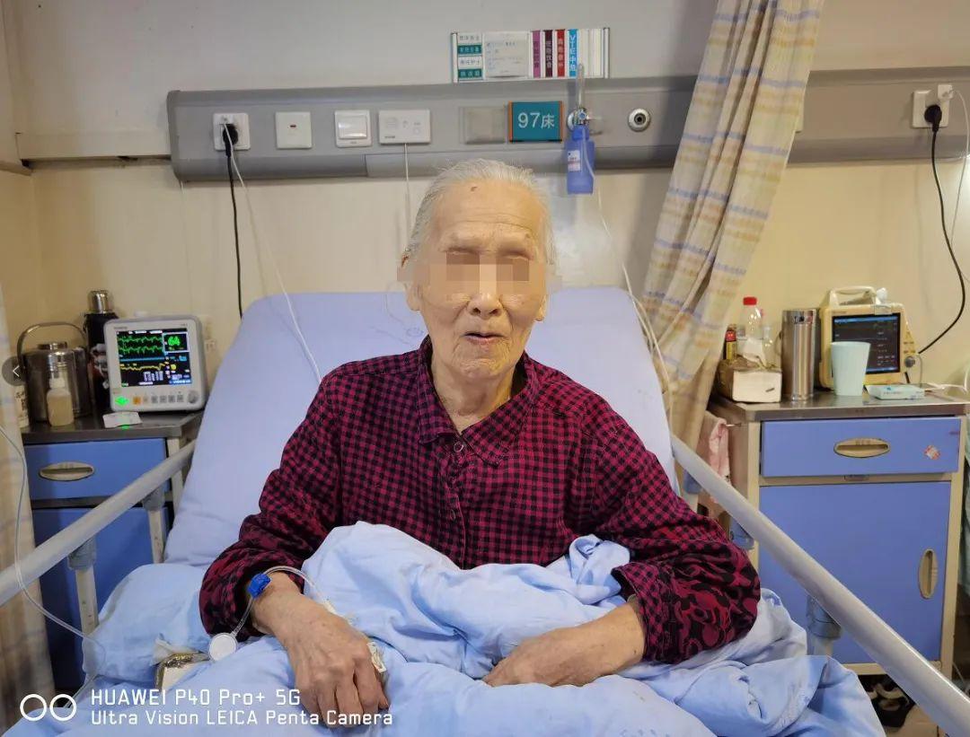 西南医科大学附属医院再创记录,99 岁老人重获「心生」