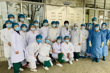 广西壮族自治区南溪山医院进行新冠肺炎污染器械回收处置演练