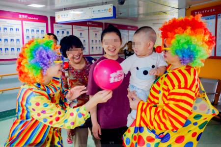 喜报!绵阳市中心医院「小丑医生志愿服务项目」获金奖
